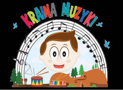 Nowe logo Kraina Muzyki bez tła